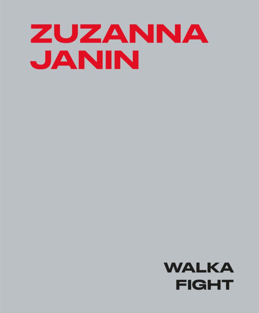 DO DOKOŃCZENIA Zuzanna Janin, Walka, Fight 2017
