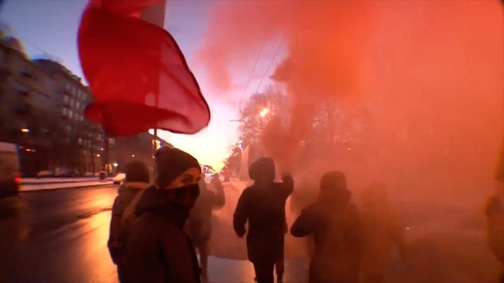 Peace, love & antyfaszyzm, 2011–2020, video still