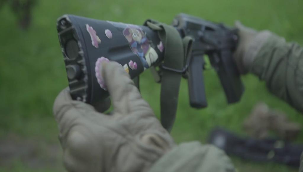 Yeltsin Death Brigade, 2019, video still