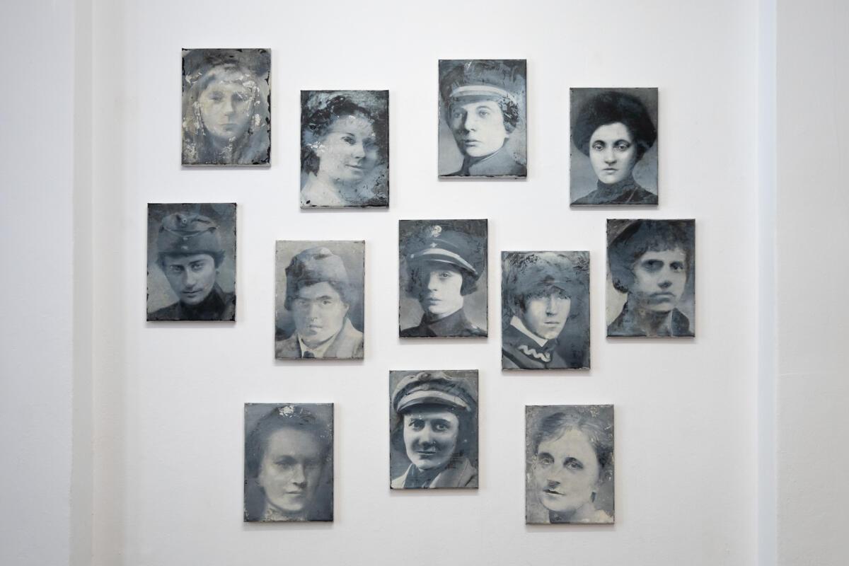 Paweł Baśnik, Matki niepodległości / Mothers of Independence , 2018