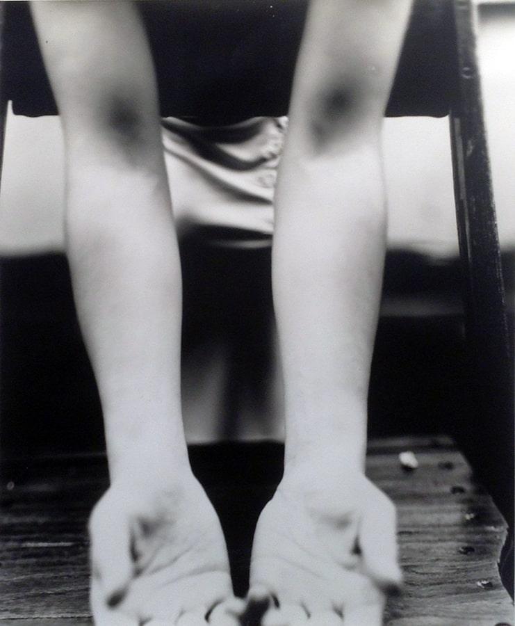 Elka Krajewska, photo, 1995