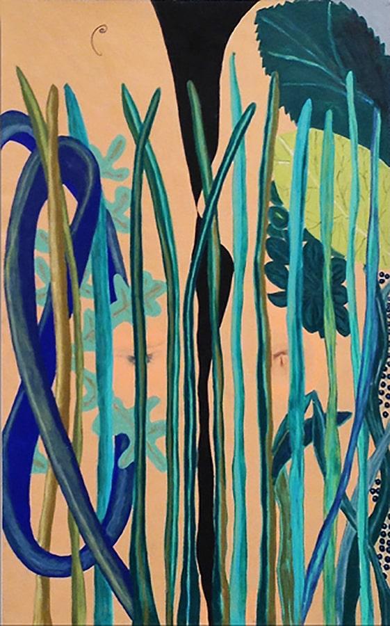 Elka Krajewska, Like Reeds, 2016