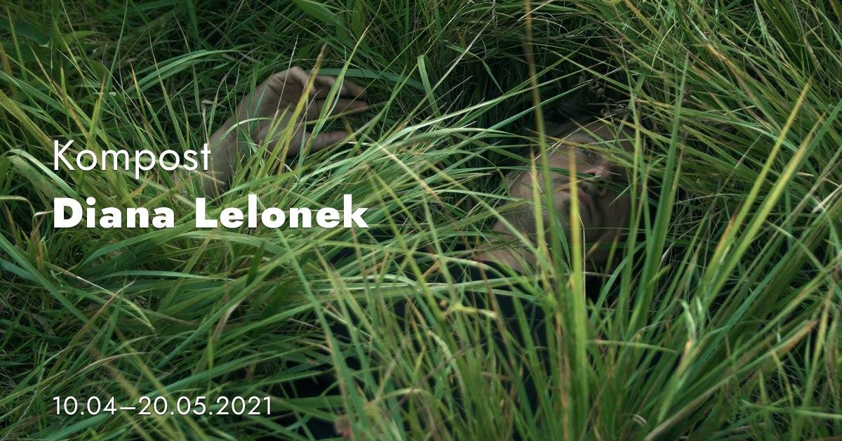 Diana Lelonek, Kompost, Galeria Arsenał, Białystok