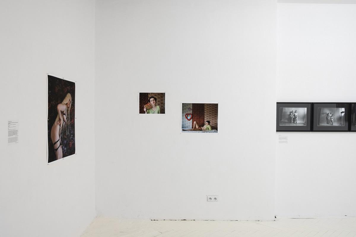 widok z wystawy Poganki, fot. Marcin Liminowicz