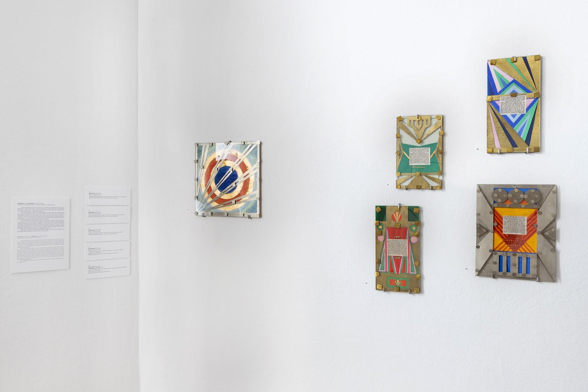 Kocham w życiu trzy rzeczy: samochód, alkohol i marynarzy, widok wystawy, galeria lokal_30, 2021, fot. Alexander Kot-Zaitsaú