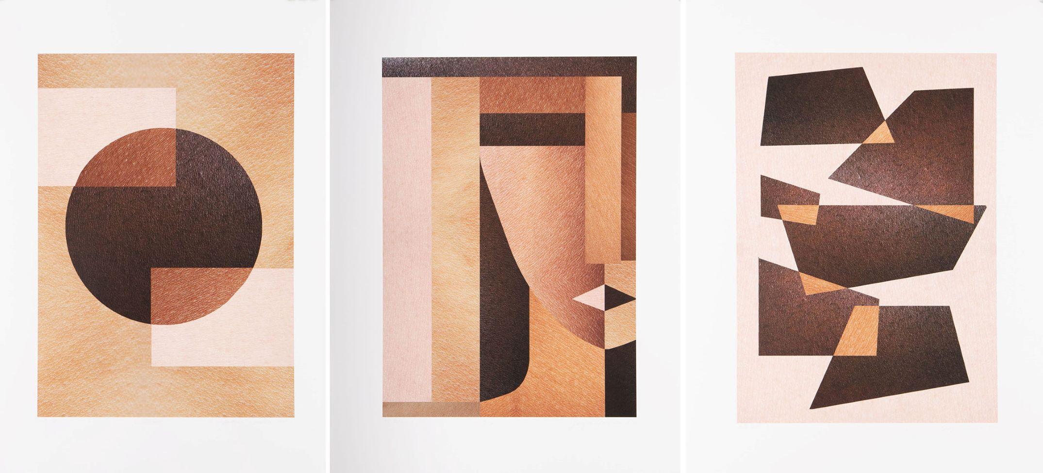 Justyna Górowska, Origins. Konstruktywistyczne marzenie równości, 2019-2021, druk pigmentowy/papier Hahnemühle Photo Rag 308 gsm, 80 x 62 cm ed. 1/4 + AP